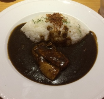 洋食屋のカレー.JPG